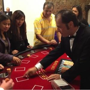 Casino Party per un dopo cena intrigante