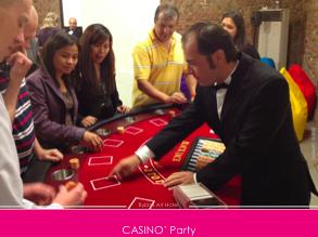 Intrattenimento & Svago con Casinò Party, a partire da  : 48€
