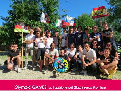 Sport & Avventura con Giochi senza Frontiere, a partire da  : 45€