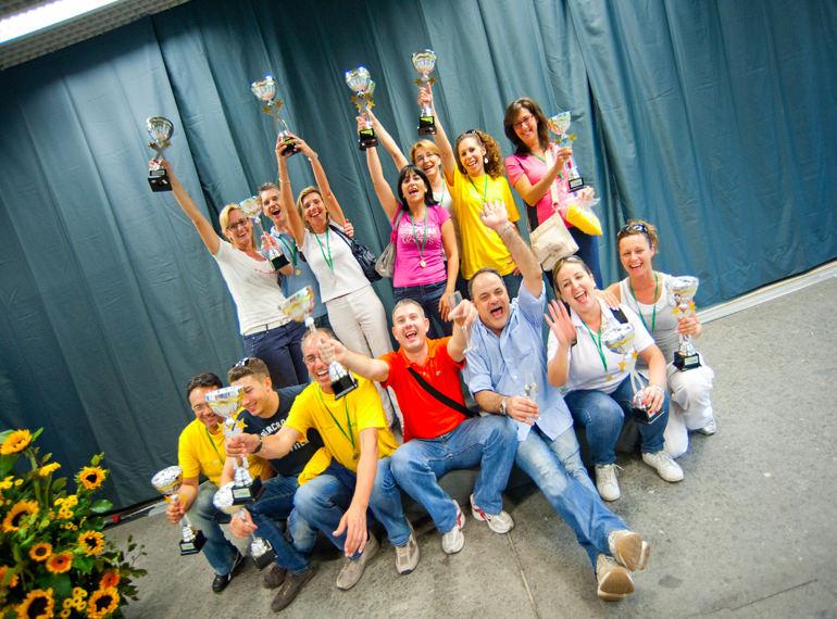 team building etertaiment efficaci, eventi aziendali milano