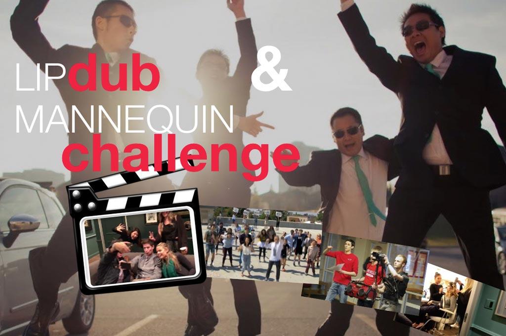 Lip Dub & Mannequin Challenge Video Team Building Celebrativi