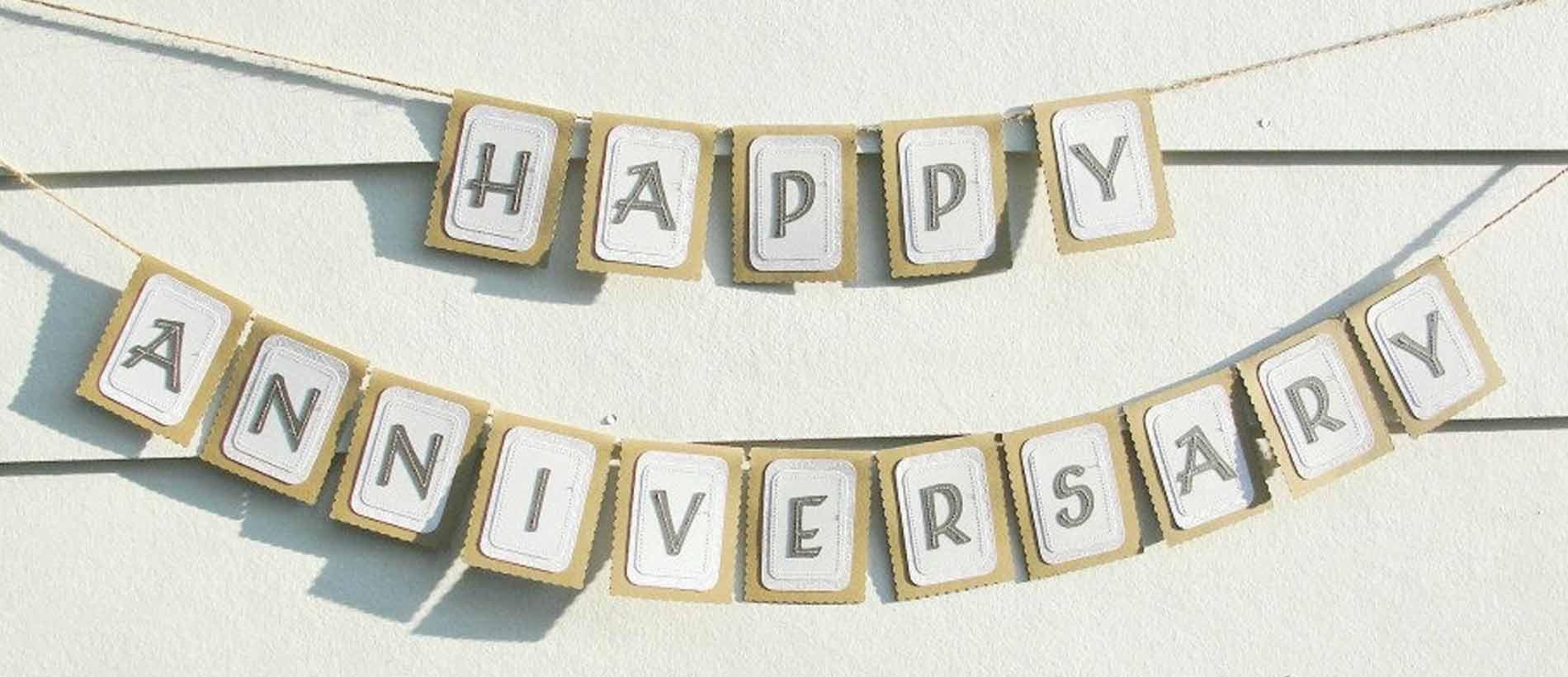 La celebrazione dell'anniversario aziendale è un momento magico ed irripetibile che merita di essere evidenziato degnamente