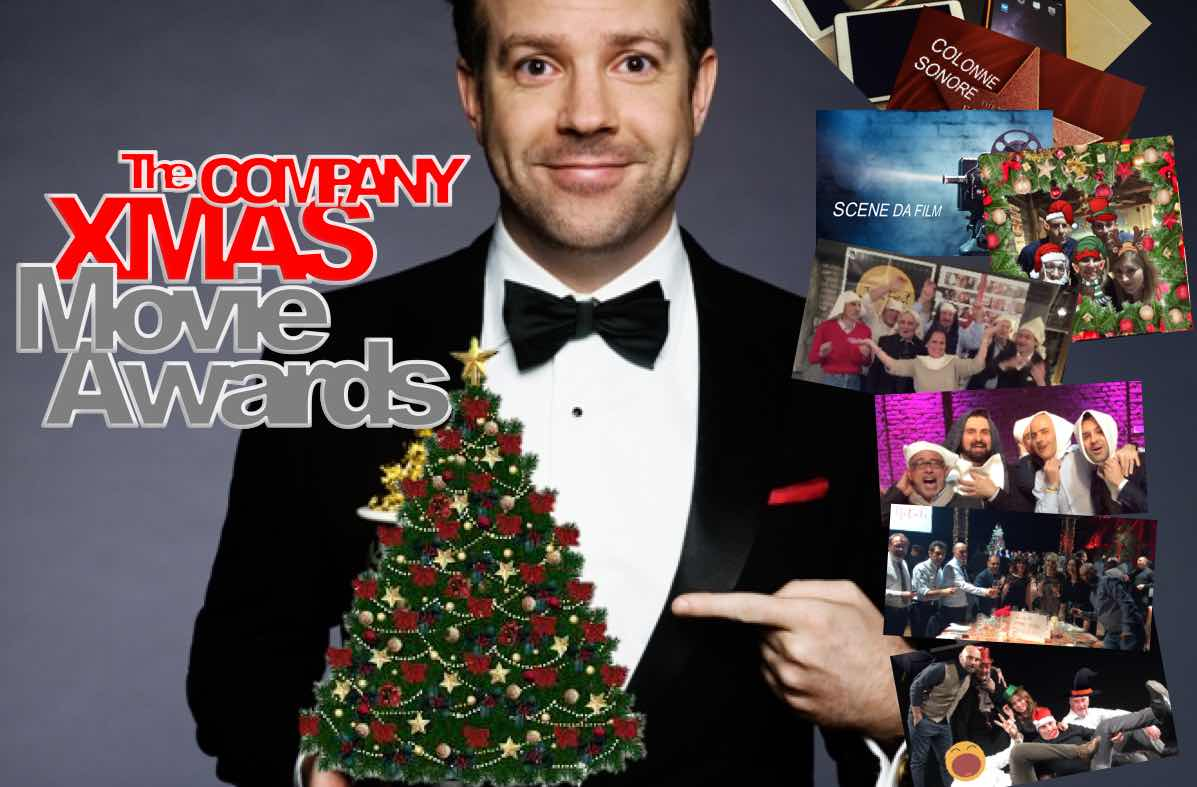 XMAS Movie Awards la cena aziendale di Natale più divertente e originale
