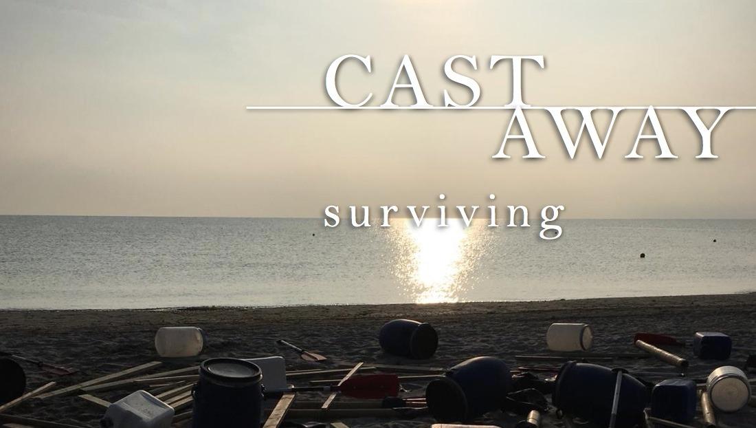 Castaway-Surviving-team-building-L'alba-del-giorno-dopo-del-naufragio