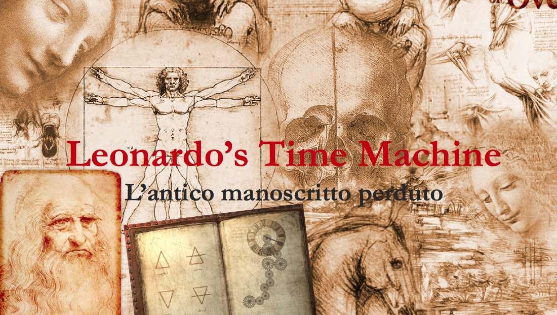 Leonardo's Time Machine La caccia al Tesoro con iPad interattiva