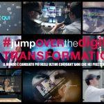 JumpOVER the Digital Transformation Team Building